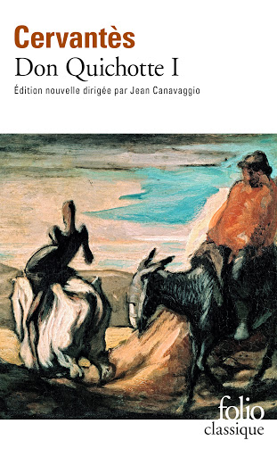 Don Quichotte - Cervantès - Éditions Folio