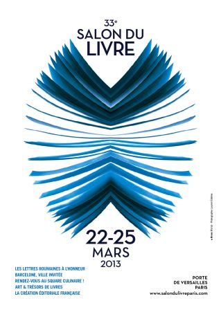 Logo du Salon du Livre de Paris 2013