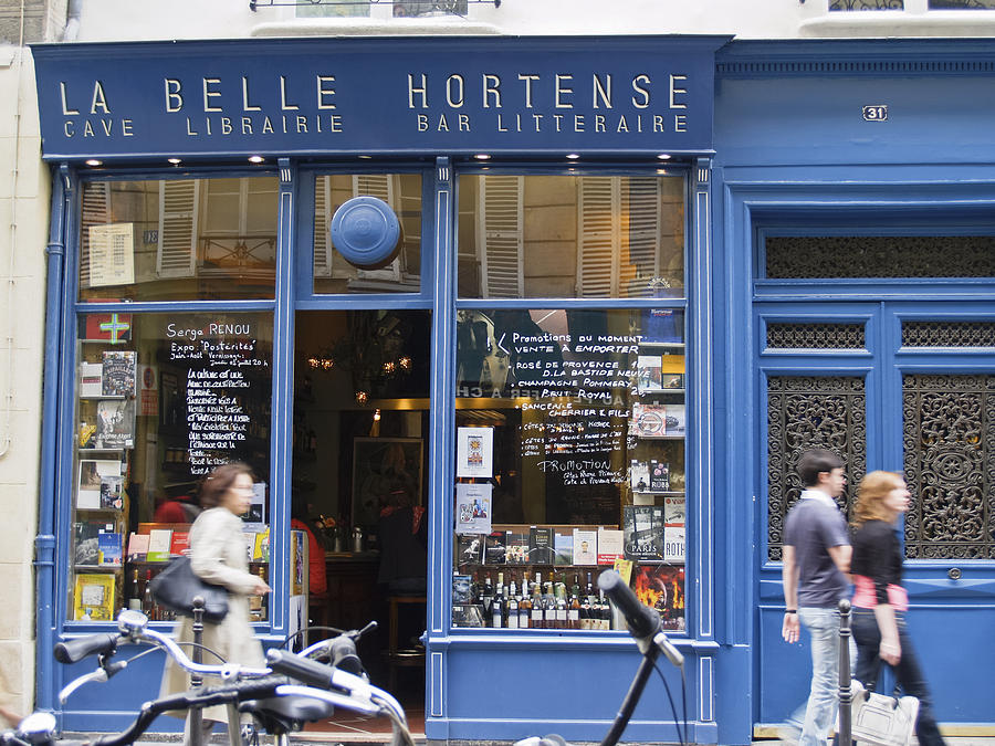 La Belle Hortense - Paris